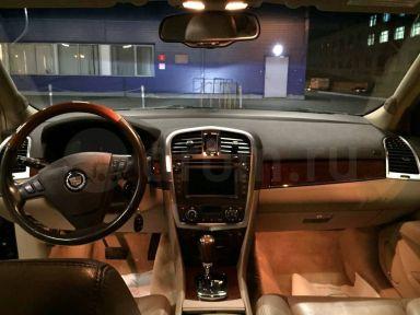 Cadillac SRX 2007 отзыв автора | Дата публикации 20.04.2018.