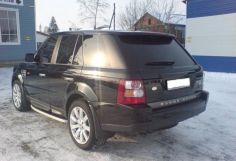 Land Rover Range Rover Sport 2008 отзыв владельца | Дата публикации: 20.04.2018