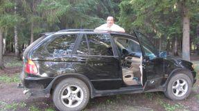BMW X5, 2000