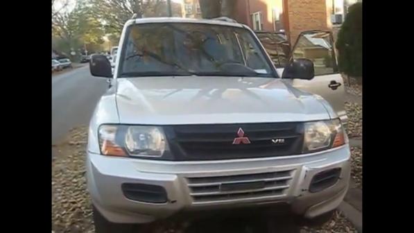 Mitsubishi Montero 2002 - отзыв владельца