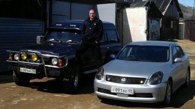Nissan Skyline, 2001