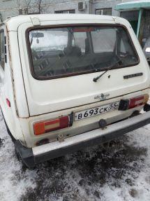 Лада 4x4 2121 Нива, 1990