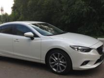 Mazda Mazda6 2016 отзыв автора | Дата публикации 25.04.2018.