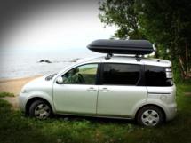 Toyota Sienta, 2008