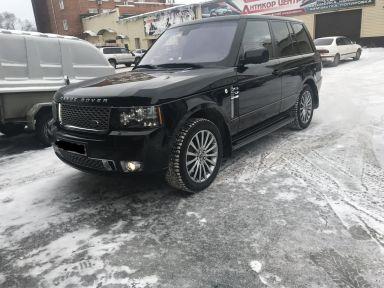 Range Rover 2012 отзыв автора | Дата публикации 25.04.2018.