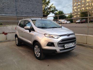 Ford EcoSport, 2015