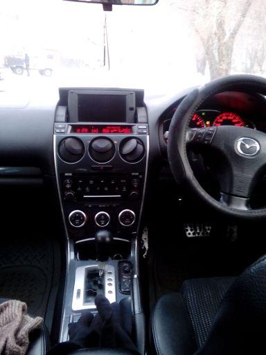 Mazda Atenza 2006 отзыв автора | Дата публикации 27.04.2018.