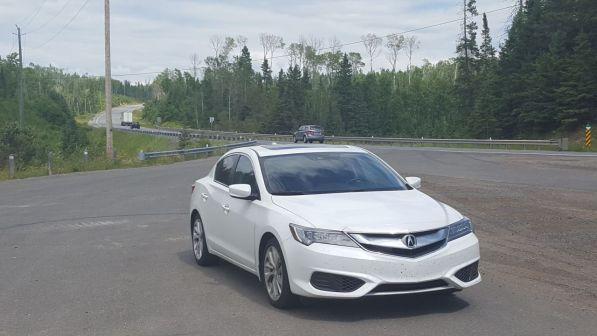 Acura ILX 2015 - отзыв владельца