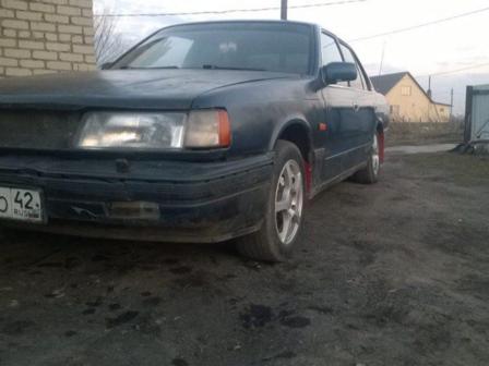 Mazda 929 1987 - отзыв владельца