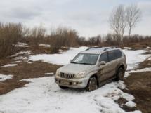 Toyota Land Cruiser Prado 2005 отзыв владельца | Дата публикации: 02.09.2015