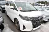 Toyota Alphard. ЖЕМЧУЖНО-БЕЛЫЙ ПЕРЛАМУТР (070)