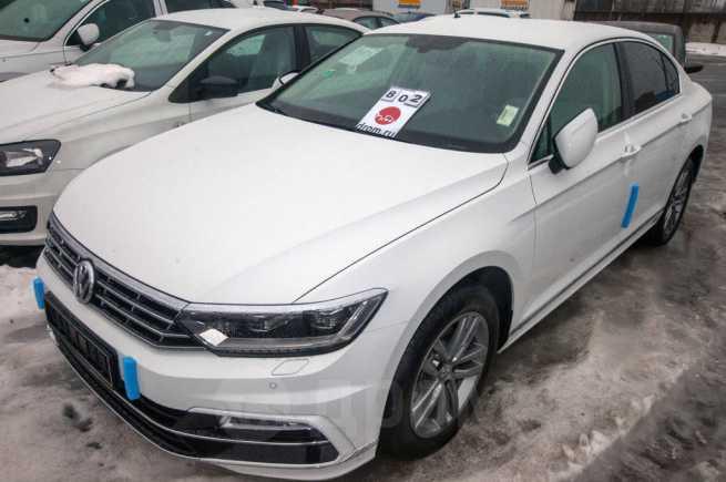 Volkswagen Passat, 2018 год, 2 664 930 руб.