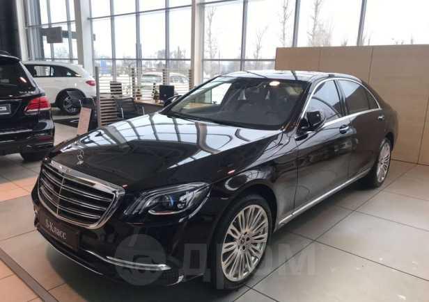 Mercedes-Benz S-Class, 2017 год, 9 970 428 руб.