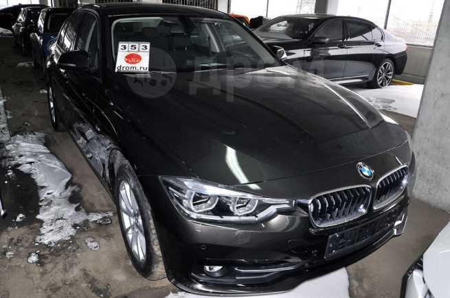 BMW 3-Series, 2018 год, 2 049 000 руб.