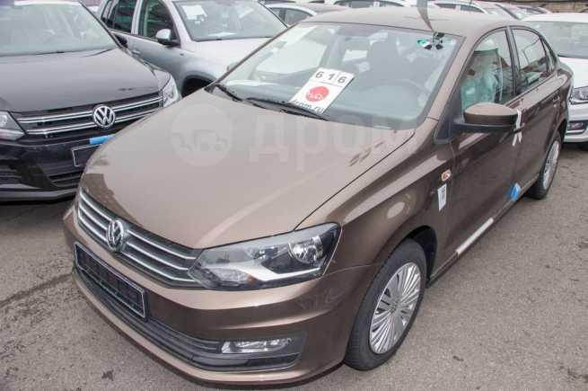 Volkswagen Polo, 2018 год, 785 890 руб.