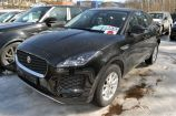 Jaguar E-Pace. SANTORINI BLACK