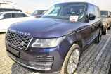 Land Rover Range Rover. ТЕМНО-СИНИЙ (LOIRE BLUE)