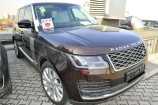 Land Rover Range Rover. БОРДОВЫЙ (BARDOLINO RED)