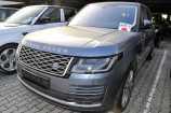 Land Rover Range Rover. СИНЕ-СЕРЫЙ (BERING GREY)