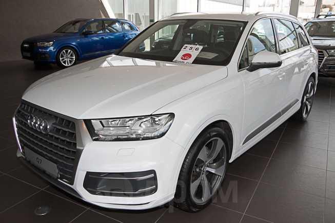 Audi Q7, 2019 год, 5 573 872 руб.