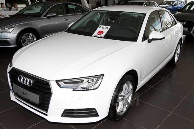 Audi A4, 2019 год, 2 438 167 руб.