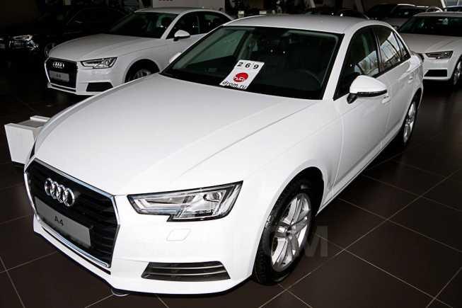 Audi A4, 2019 год, 2 476 754 руб.