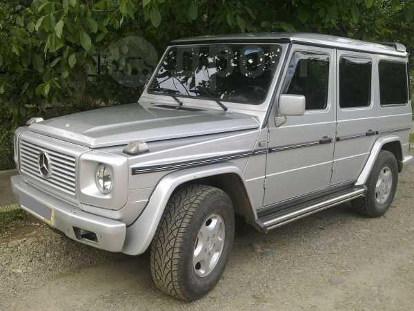 Mercedes-Benz G-Class, 1996 год, 600 000 руб.