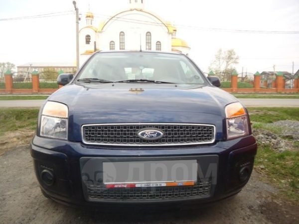 Ford Fusion, 2011 год, 550 000 руб.