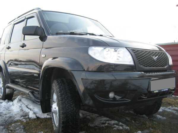 УАЗ Патриот, 2012 год, 655 000 руб.