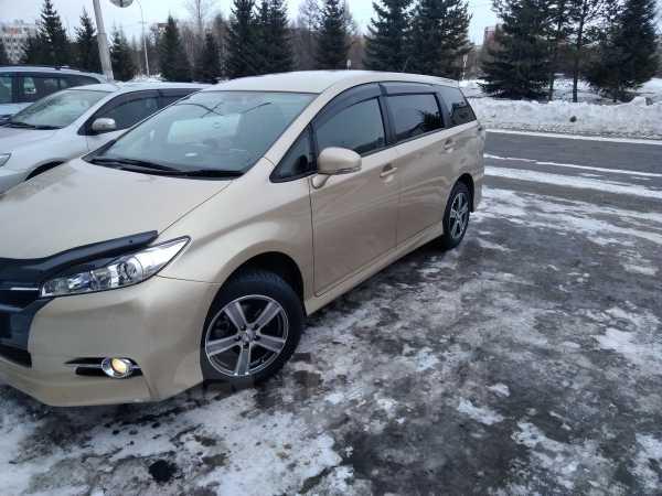Toyota Wish, 2012 год, 730 000 руб.