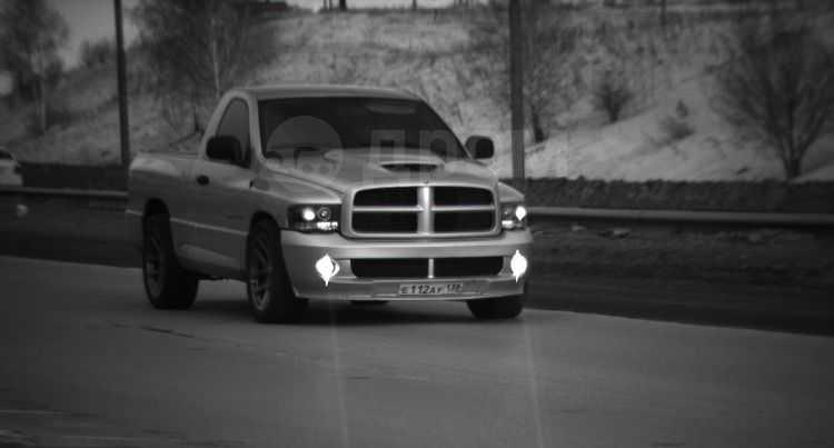 Dodge Ram, 2004 год, 1 250 000 руб.