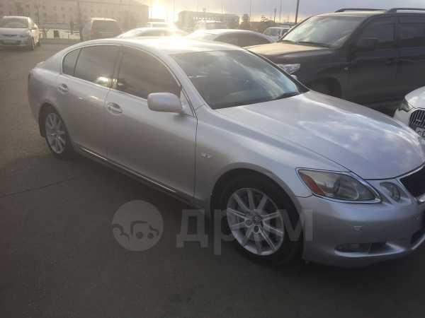 Lexus GS300, 2005 год, 585 000 руб.