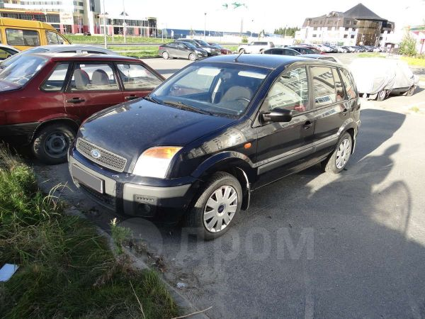Ford Fusion, 2006 год, 230 000 руб.