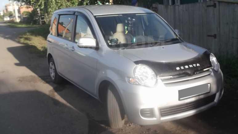 Toyota Sienta, 2009 год, 475 000 руб.