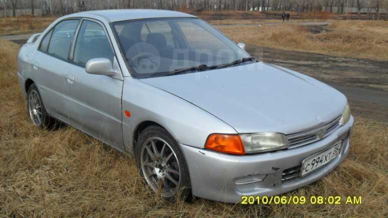Mitsubishi Lancer, 1996 год, 120 000 руб.
