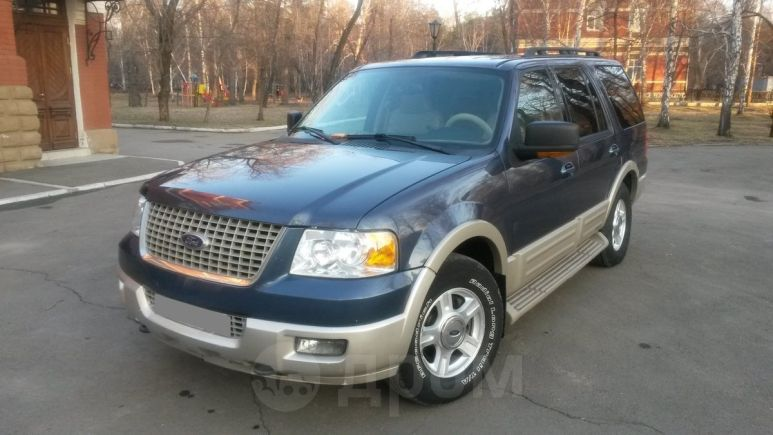 Ford Expedition, 2005 год, 650 000 руб.