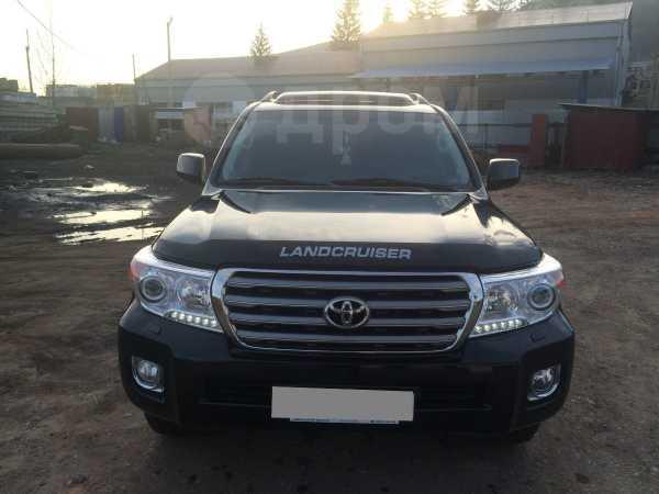 Toyota Land Cruiser, 2008 год, 1 930 000 руб.