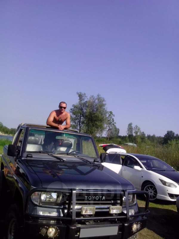 Toyota Land Cruiser Prado, 1991 год, 550 000 руб.