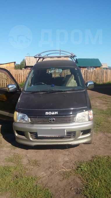 Toyota Town Ace Noah, 1998 год, 270 000 руб.