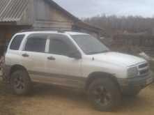 Зима Tracker 2003