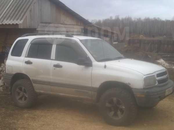 Chevrolet Tracker, 2003 год, 390 000 руб.