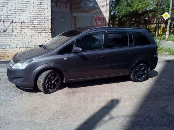Opel Zafira, 2008 год, 460 000 руб.