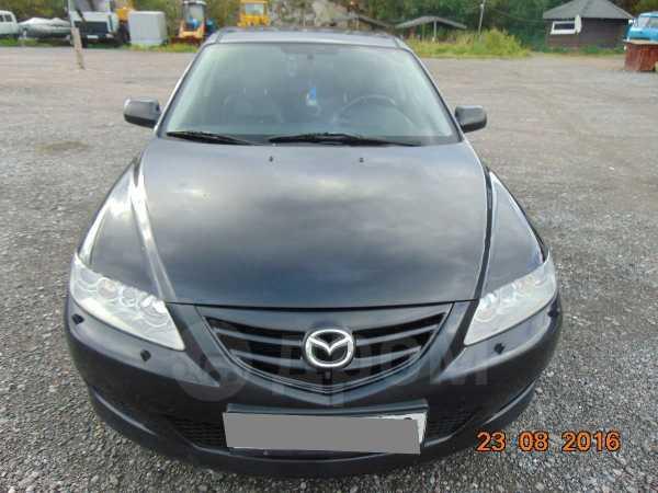 Mazda Mazda6, 2007 год, 275 000 руб.