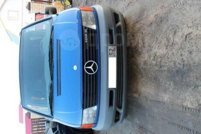 Mercedes-Benz Vito, 1997 год, 250 000 руб.
