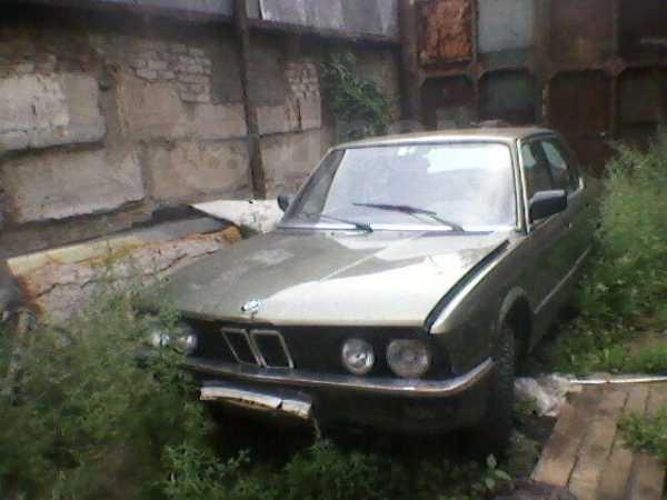 BMW 5-Series, 1988 год, 35 000 руб.