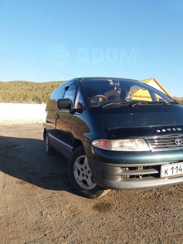 Toyota Estima Emina, 1995 год, 240 000 руб.