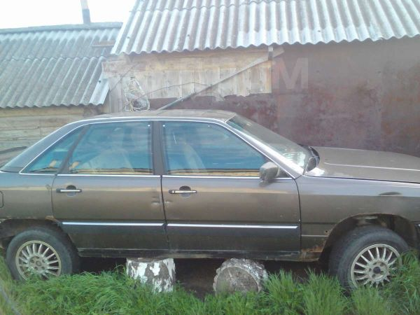 Audi 200, 1983 год, 50 000 руб.