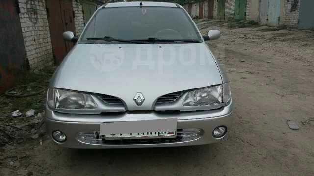 Renault Megane, 1997 год, 70 000 руб.
