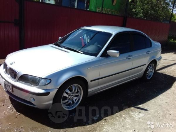 BMW 3-Series, 2004 год, 280 000 руб.