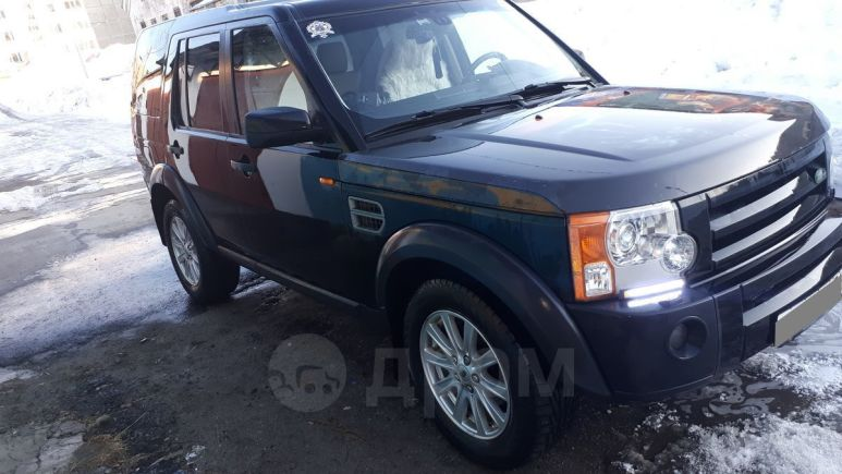 Land Rover Discovery, 2007 год, 1 000 000 руб.